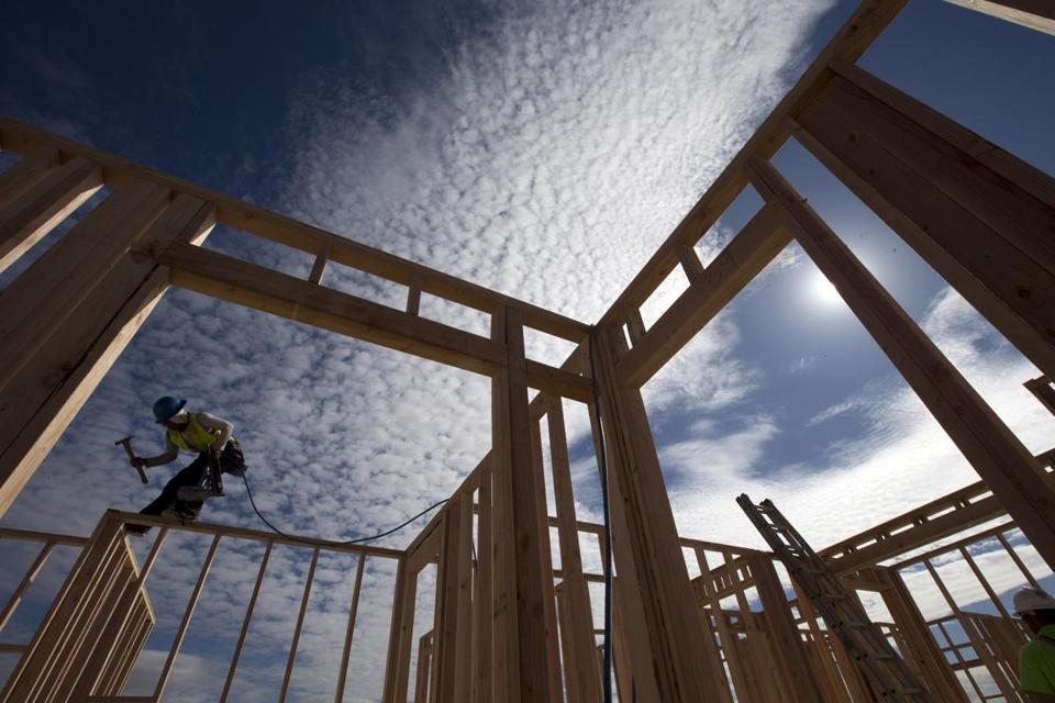 Recent housing industry data are giving builders more optimism that a turnaround in real estate will endure after years of stagnation.