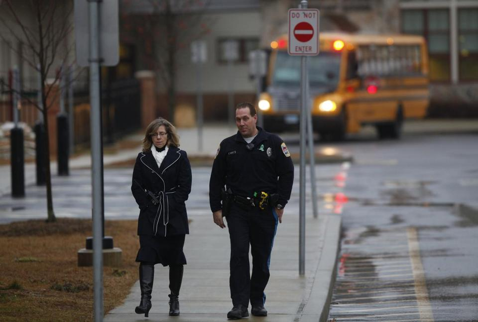 Responding to high-profile shootings since the late 1980s, school districts stationed police officers on campuses.