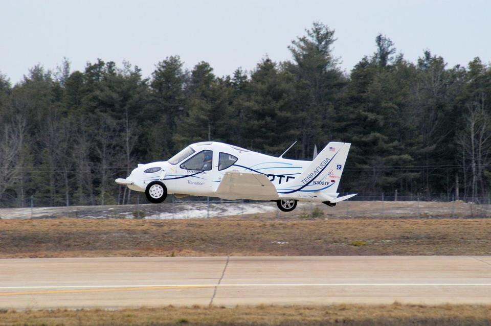 The Terrafugia Transition is the latest in a storied culture of flying cars, both real and imagined