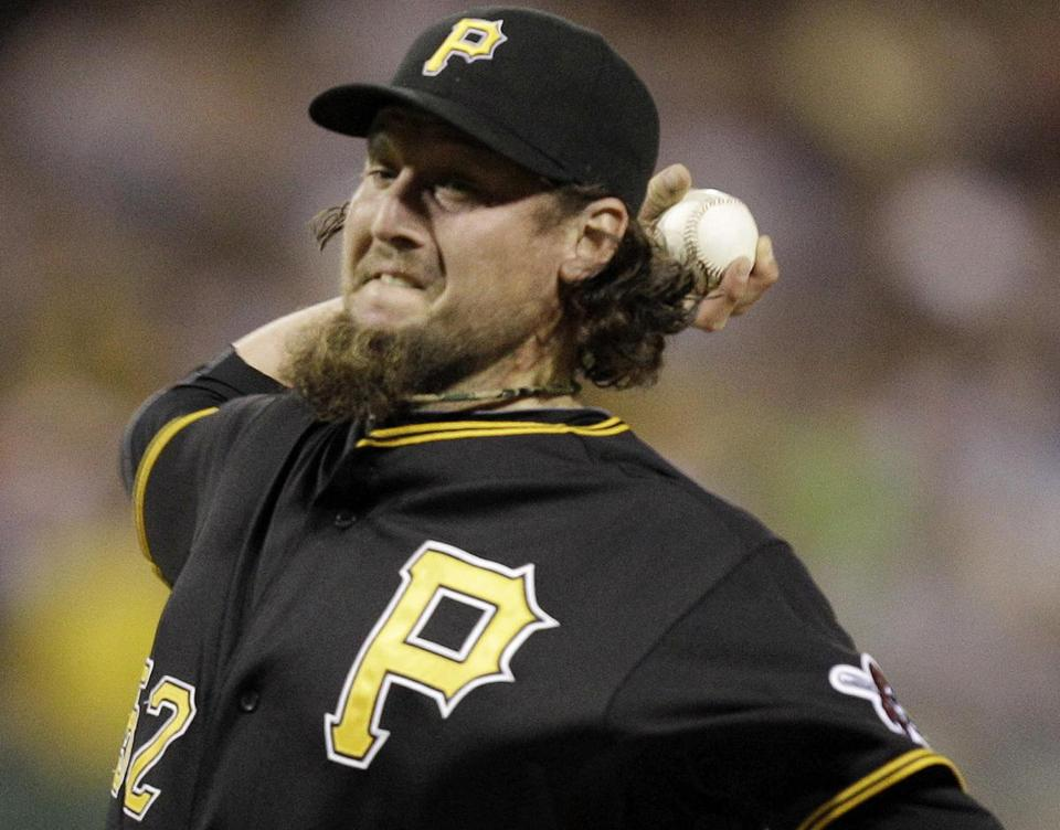 The Red Sox are looking to bolster their bullpen and have engaged in trade talks with the Pirates for closer Joel Hanrahan.