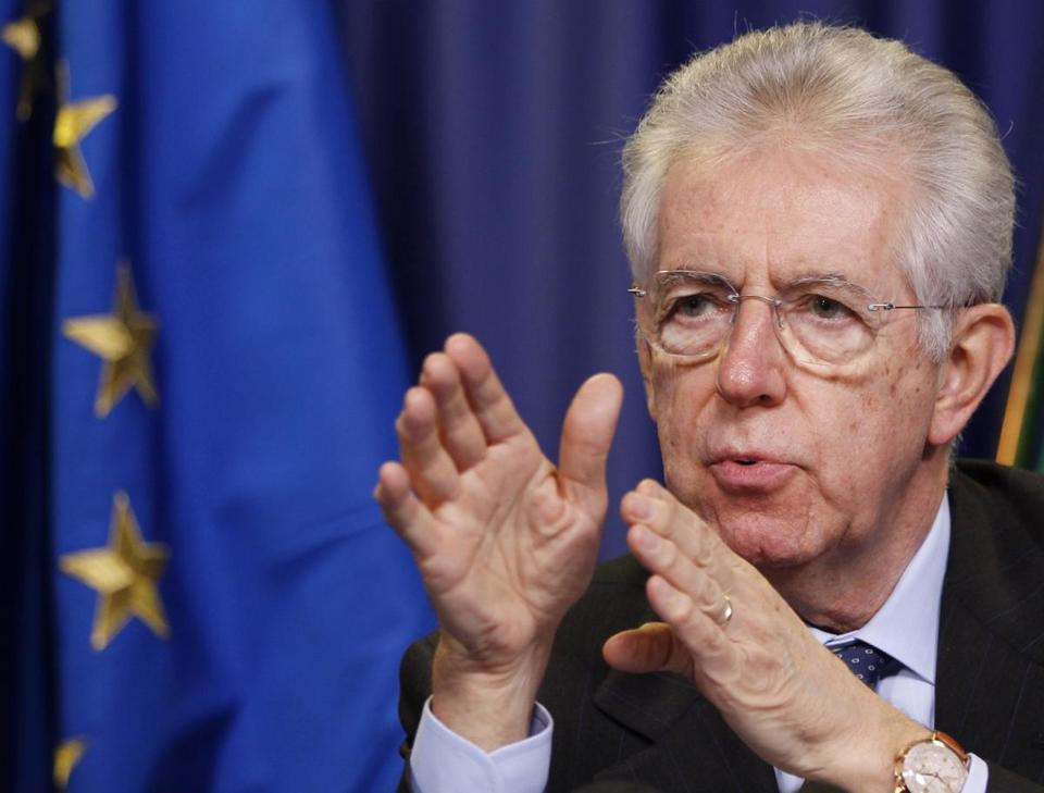 Monti is an economist has helped restore Italy's international credibility but suffered politically for championing a series of tax increases and budget cuts.