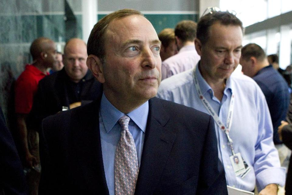 Right now no one on either side of the tattered red line can say for sure if the NHL game is coming back in 2012-13, including commissioner Gary Bettman.