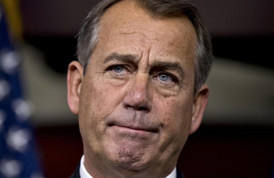 ''No one will be challenging John Boehner as speaker,'' predicted John Feehery, a consultant and former House GOP aide