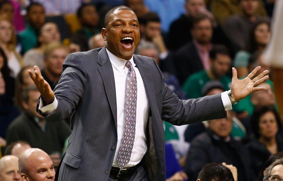 Celtics coach Doc Rivers says the Celtics have to collect more road victories to earn more respect from their opponents.