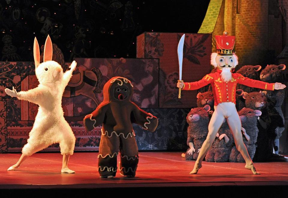 "Attendance for the Boston Ballet's ""Nutcracker"" is up 23 percent from three years ago, and revenue is up 36 percent."