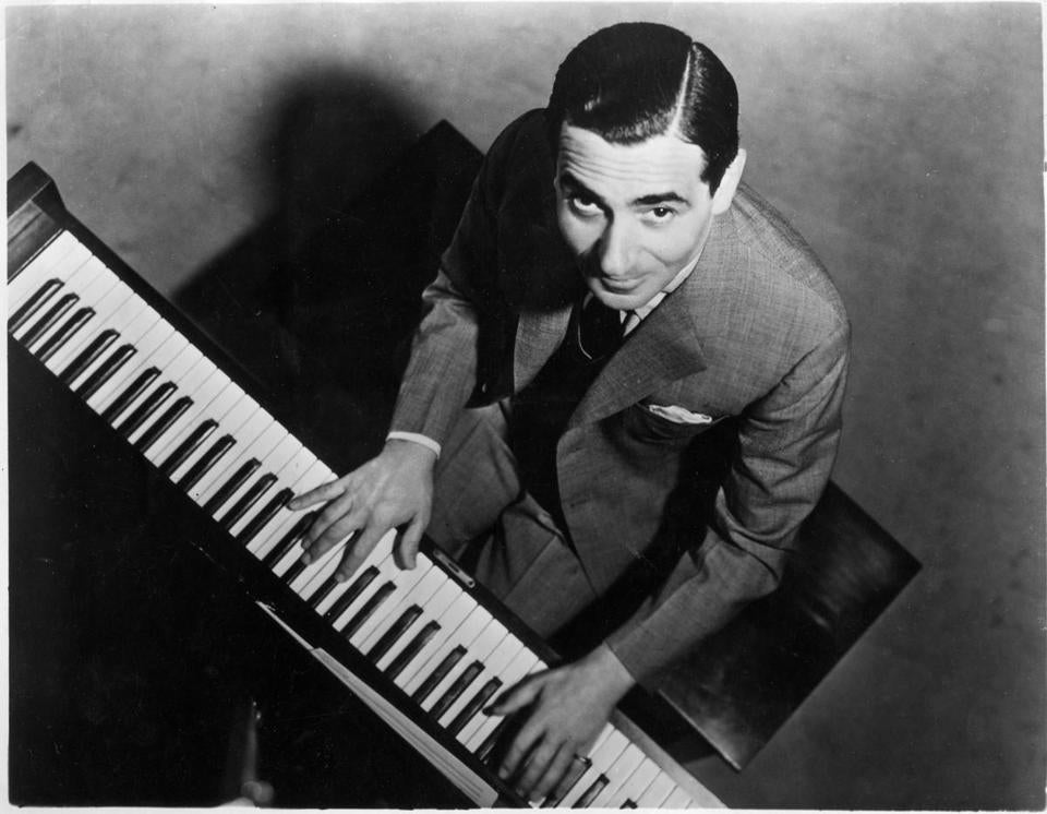 Irving Berlin is one of a large group of Jewish composers who made it big on Broadway.