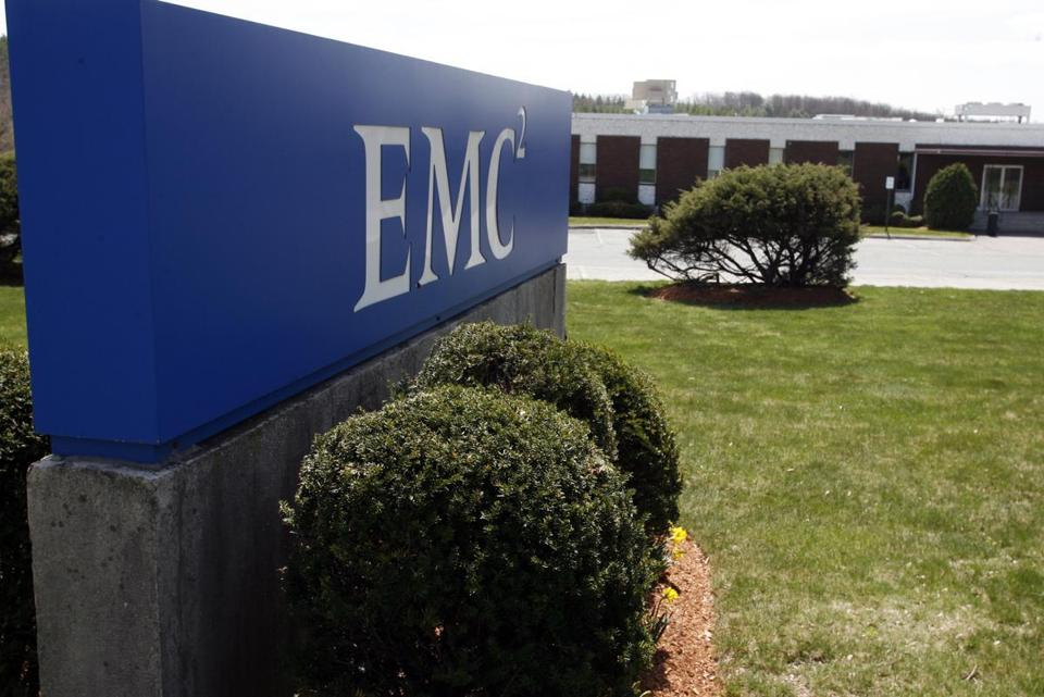 EMC Corp. is a leading data-storage company.