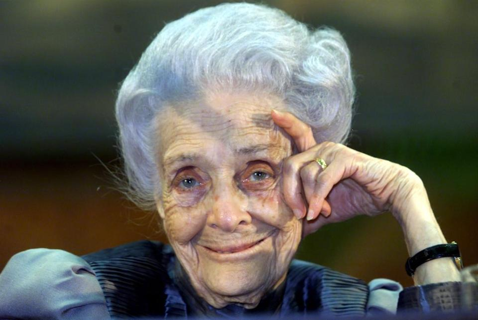 Dr. Levi-Montalcini's work increased understanding of many conditions, including tumors and senile dementia.
