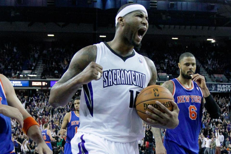 DeMarcus Cousins sat out two games before returning to the club for Friday's matchup with the Knicks.