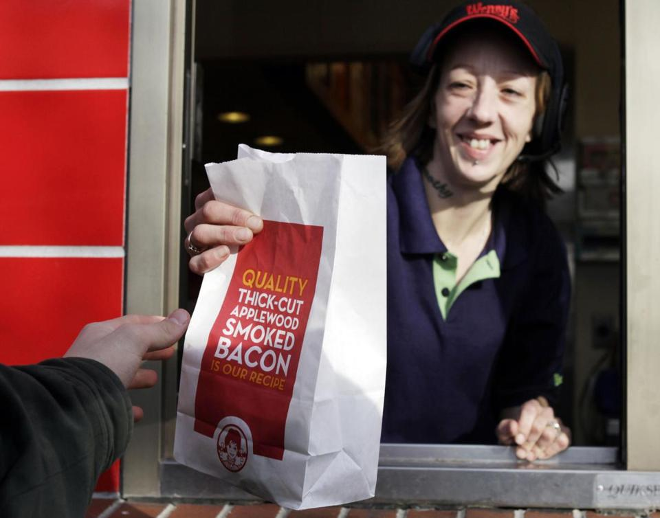 Wendy's and other chains have raised prices on some of their menu items to reflect the higher costs of food.