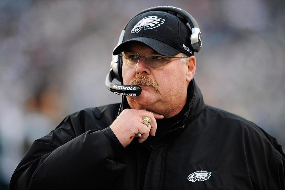 Andy Reid was fired Monday as coach of the Eagles, but he may not be unemployed long.