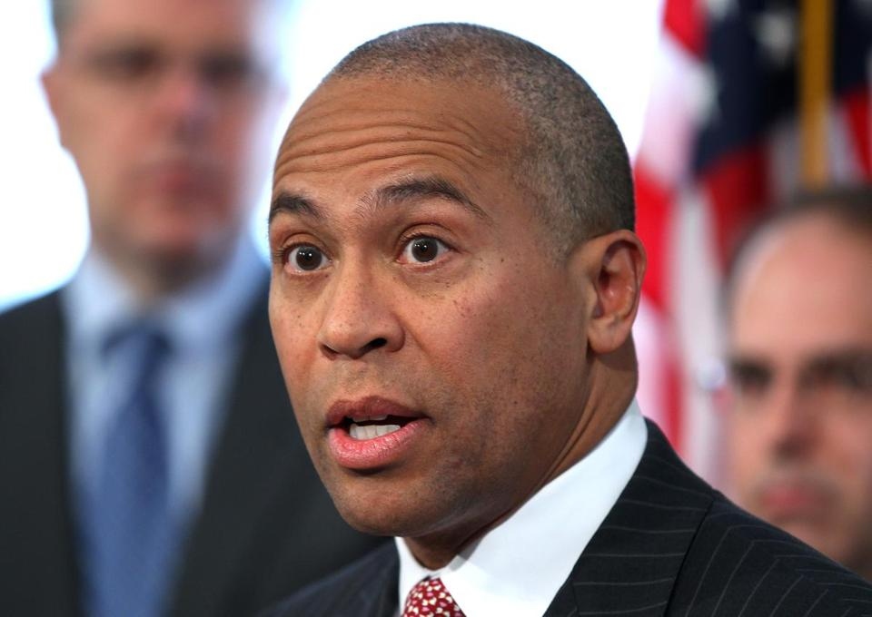Governor Patrick's proposed rate freeze could save employers $500 million this year.