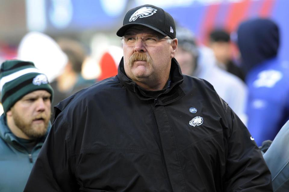 Andy Reid appears to be spurning Arizona in favor of the head job in Kansas City.