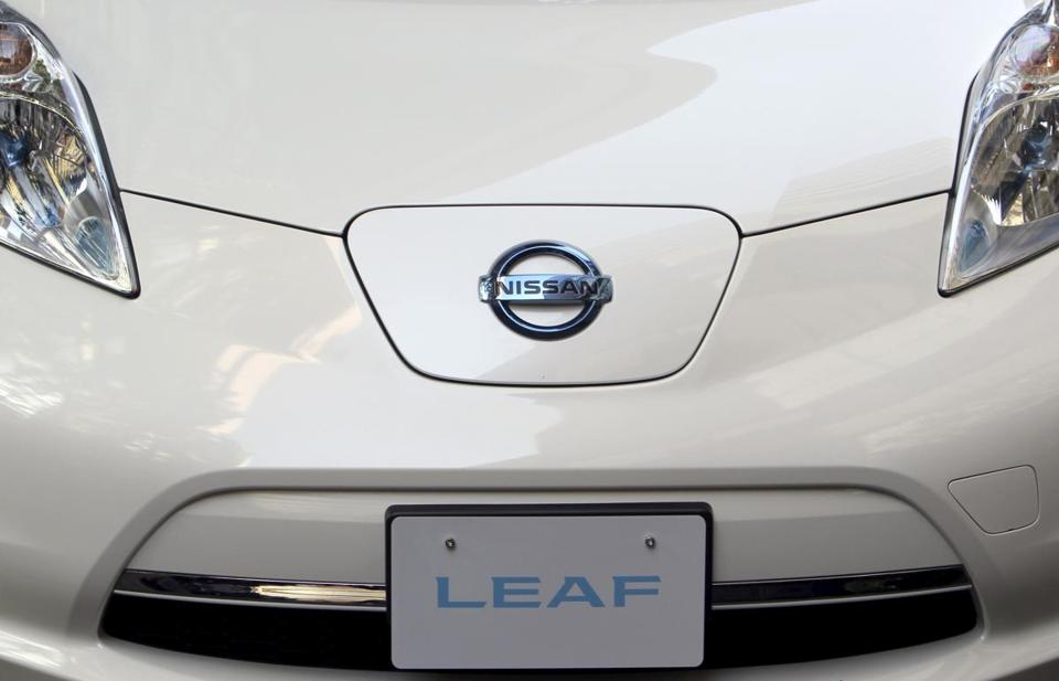 Government To Require Electric Cars To Make Noise The Boston Globe