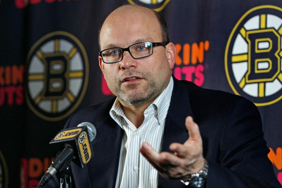 "Bruins GM Peter Chiarelli was ""relieved and excited"" to hear a deal was made to end the lockout."