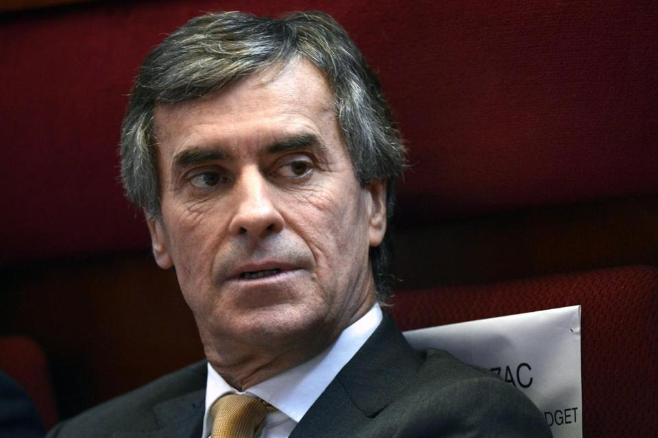 Jerome Cahuzac allegedly had a secret Swiss bank account.