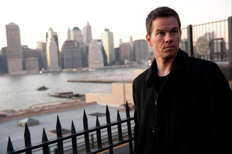 "In ""Broken City,"" Mark Wahlberg plays an ex-cop."