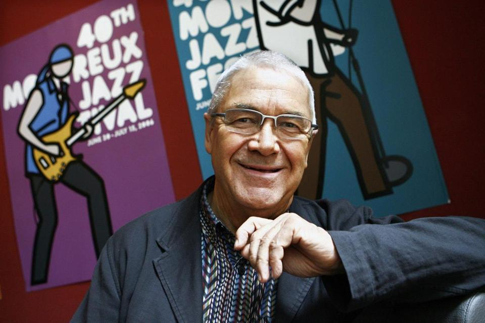 Mr. Nobs's passion for jazz led to the festival's success.
