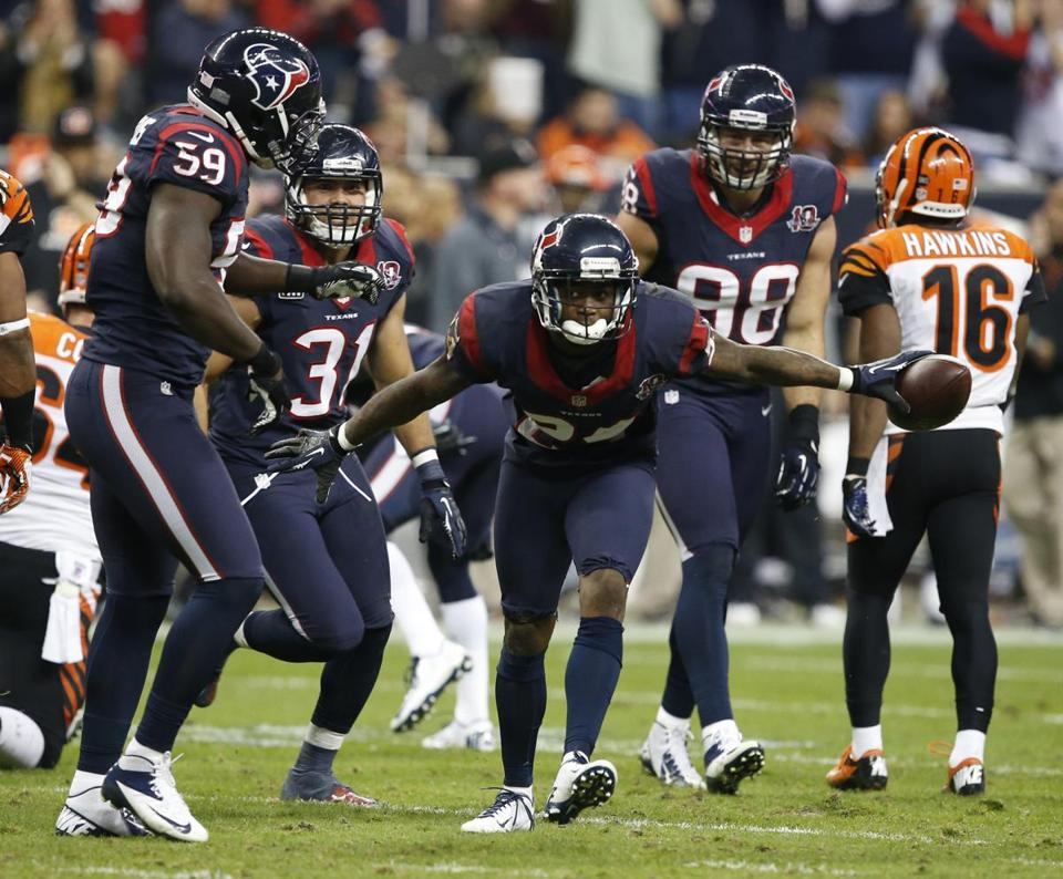 The Texans' 19-13 win over Cincinnati last Saturday was by no means artful, but coach Gary Kubiak said he saw his team play in a way it hadn't in the past month.