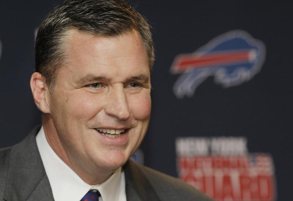 Doug Marrone certainly has an impressive résumé, both collegiately and in the pros.