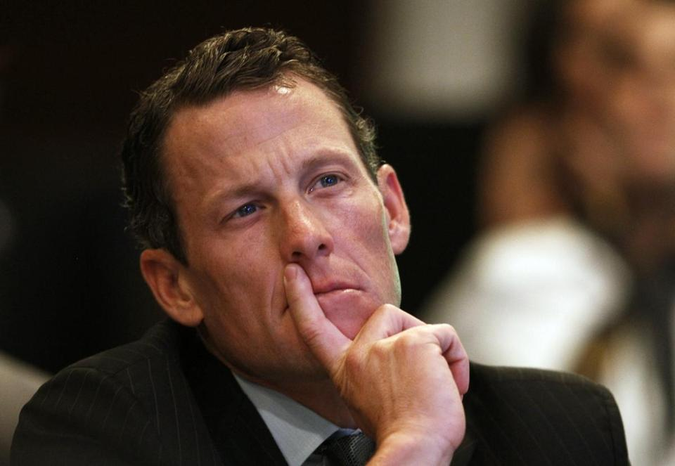 Lance Armstrong has been in conversations with US Anti-Doping Agency officials, touching off speculation he might be willing to cooperate with authorities there and name names.