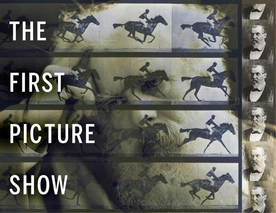 Edward Muybridge's images of horses in motion answered tycoon Leland Stanford's (right) question: Does a galloping horse ever lift all four hooves off the ground at the same time?