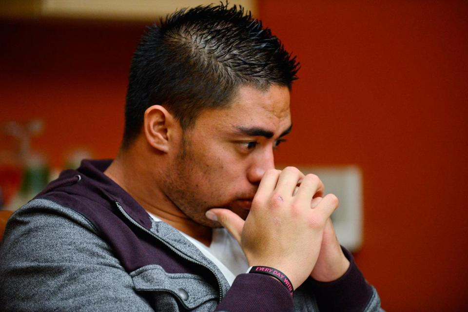 The most important judges of All-American and Heisman Trophy finalist Manti Te'o may be pro football teams.