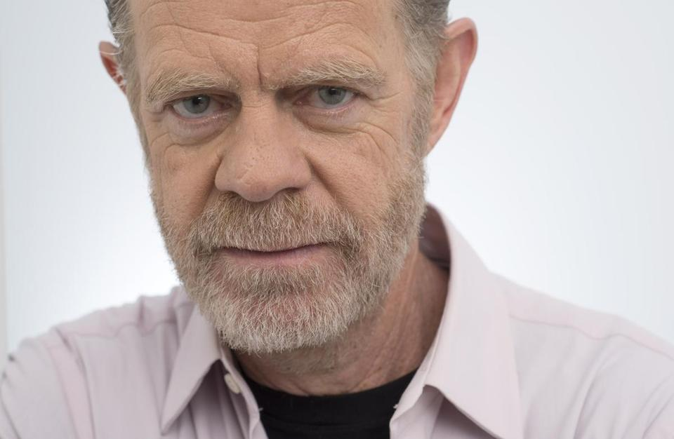 "William H. Macy plays an alcoholic on the Showtime series ""Shameless."""