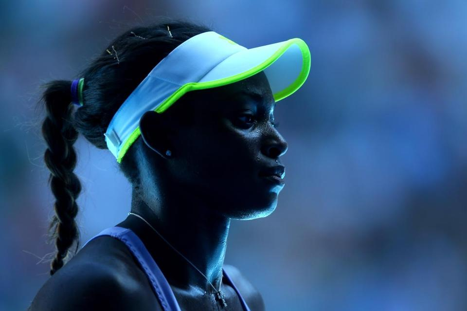 Sloane Stephens' joy turned to disappointment with her loss on Thursday.