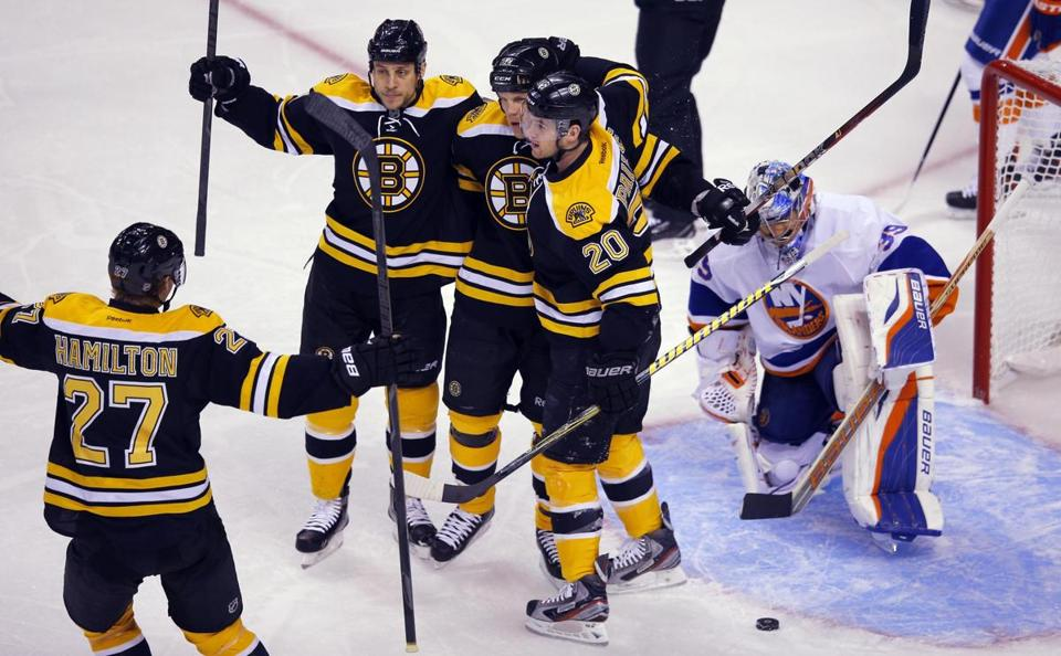 Dougie Hamilton (two assists Friday) is rapidly gaining fans as he makes his case to remain with the Bruins instead of being sent back to juniors .