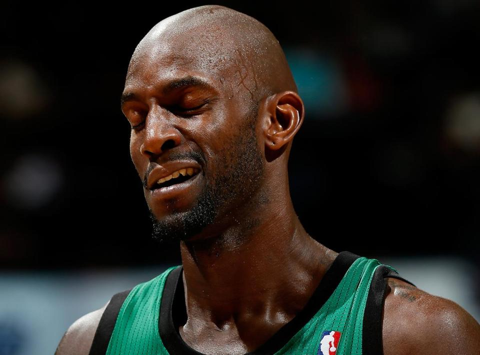 Kevin Garnett had 24 points and 10 rebounds, but fouled out in the loss.