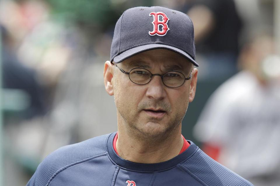 Terry Francona oversaw a dramatic collapse in 2011, his final year with the Red Sox.