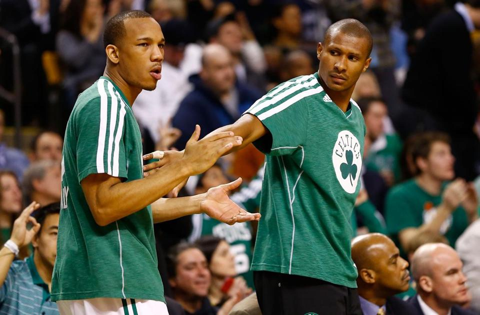 Avery Bradley, left, and Leandro Barbosa both could be options to help replace Rajon Rondo for the Celtics.