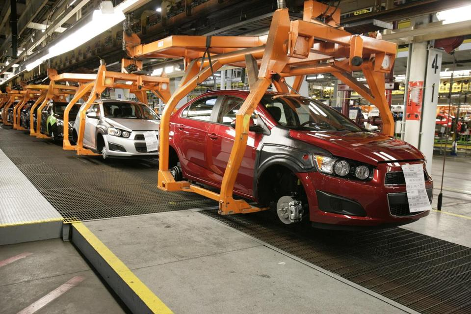 GM aims to bring technology development in-house.