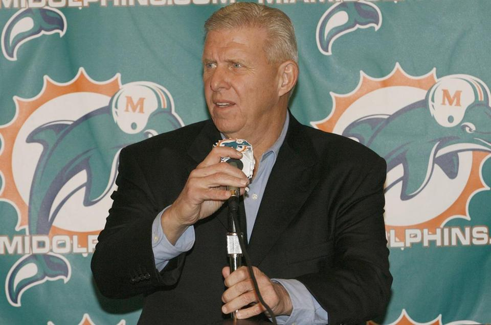 Bill Parcells, a New Jersey native, was the first man to lead four different teams to the postseason: the Giants, Patriots, Jets, and Cowboys.