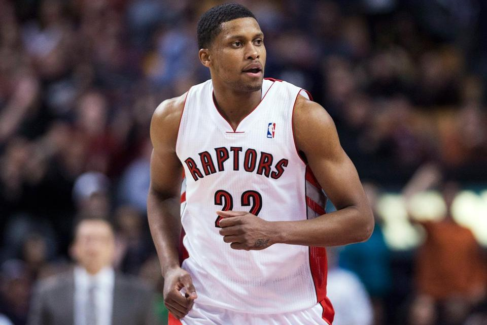 The Toronto Raptors felt the Rudy Gay trade was one they had to make.