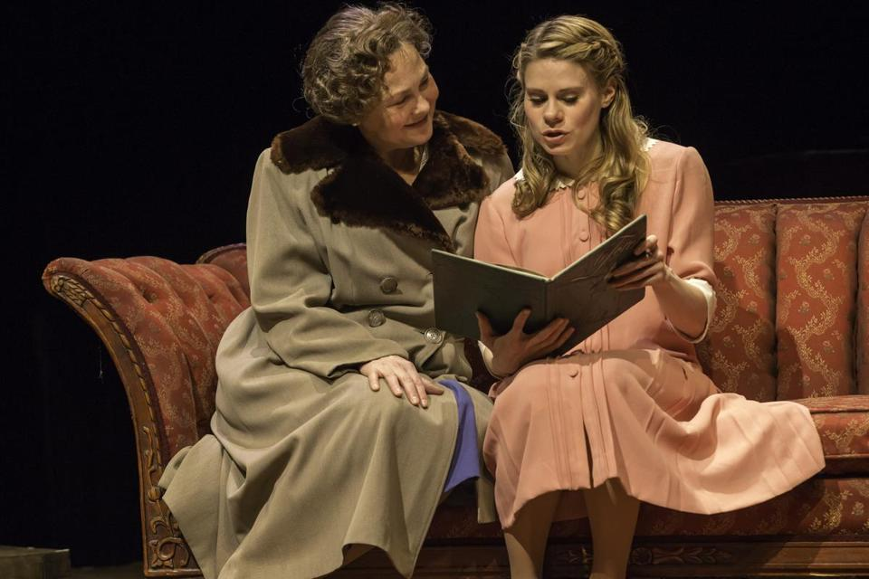 The Glass Menagerie at the American Repertory Theater.