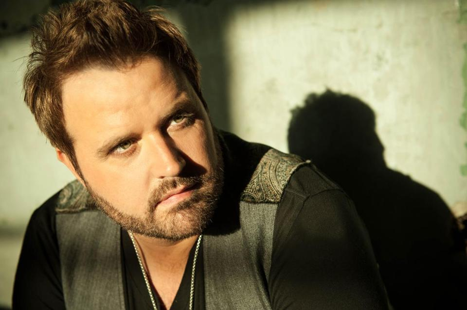 Randy Houser, who says AC/DC is one of his favorite bands, brought more of a rock sound to his latest album.