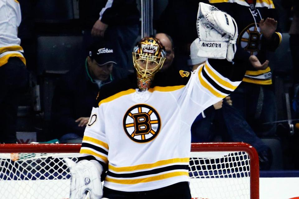 Tuukka Rask, now the No. 1 stopper for the Bruins, on Saturday night turned back all of Toronto's 21 shots and registered a 1-0 shutout.