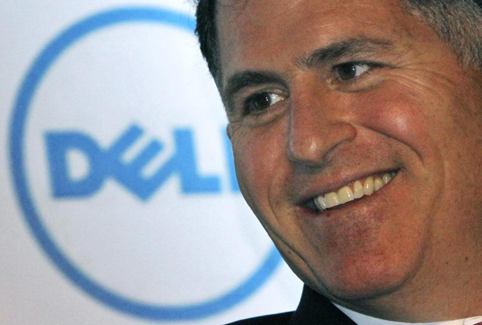 Dell founder Michael Dell.