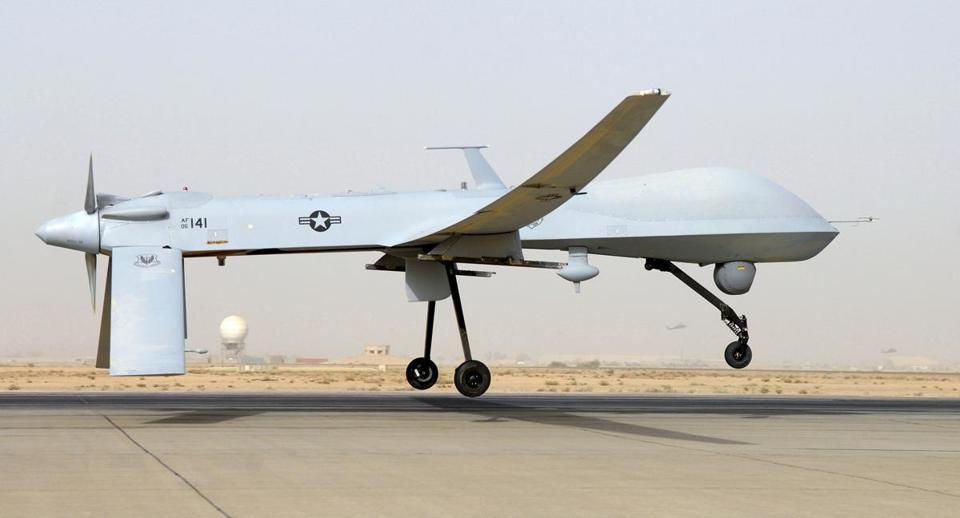 The US government has authorized drone strikes against American citizens working with Al Qaeda abroad.