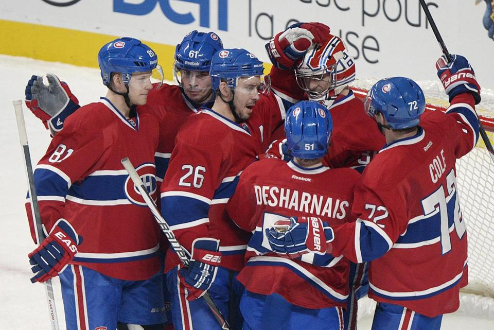Montreal has won six of its first eight games.