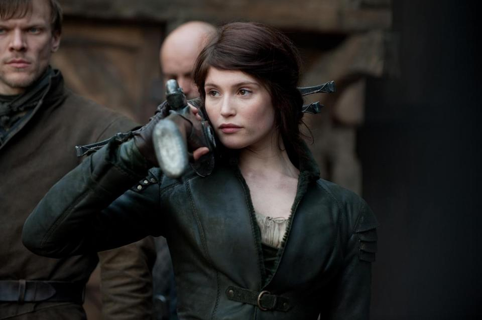 "Gemma Arterton in ""Hansel & Gretel: Witch Hunters."""