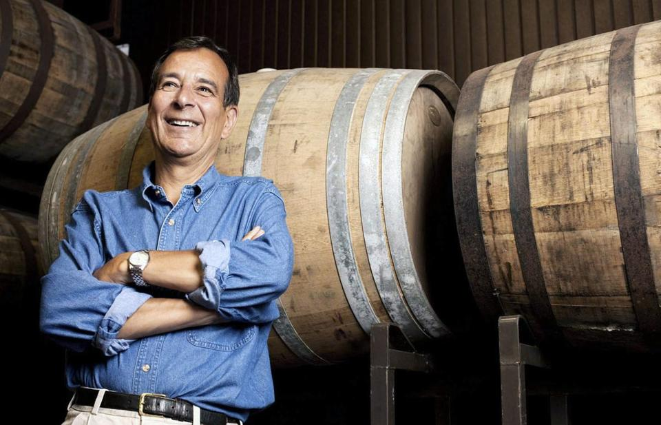 Jim Koch, founder of Boston Beer Company, says the company switches its seasonal brews as a way to look forward.