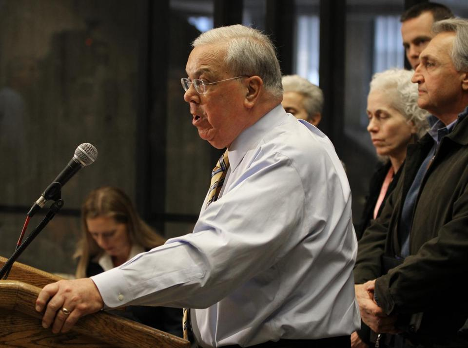 Mayor Thomas M. Menino has been pushing for an overhaul of the pupil assignment system among other reforms.