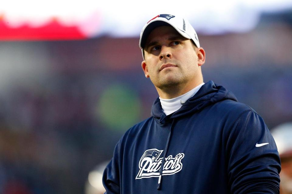 The Patriots improved under Josh McDaniels; they led the NFL in points.