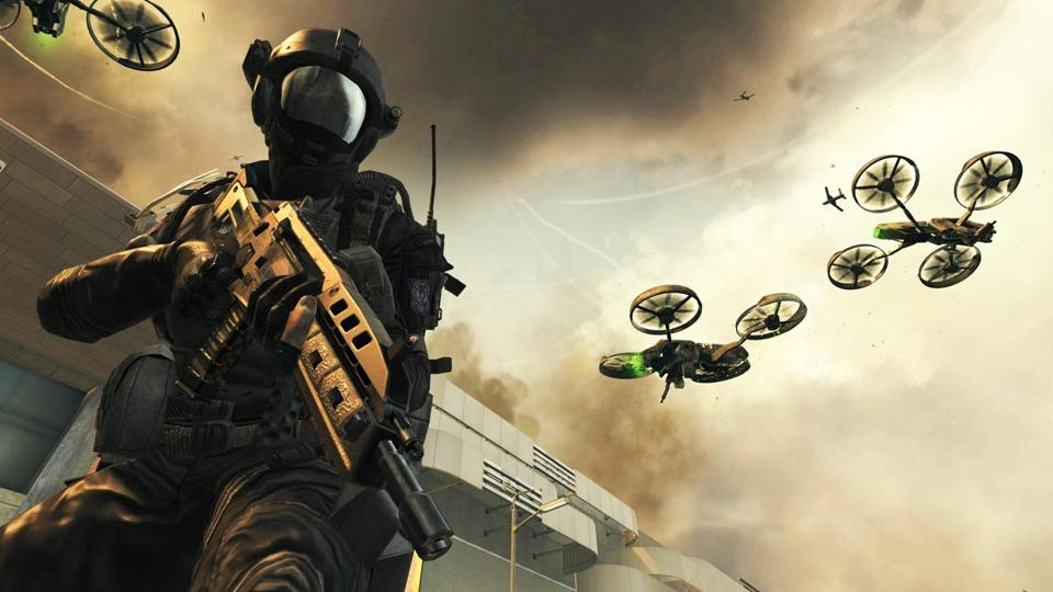 Call of Duty is a top-selling video game franchise.