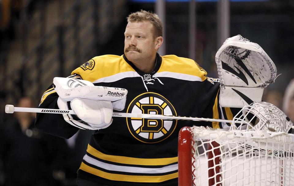 Tim Thomas was brilliant — and controversial—with the Bruins.