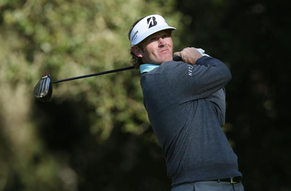 Brandt Snedeker played bogey-free at tough Spyglass Hill on Friday for a 4-under-par 68.