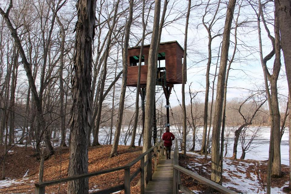 10 cool winter hiking spots in western mass